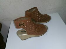45c96d792b1 Michael Kors Sandals Brown Shoes for Girls for sale | eBay