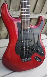 80s Kramer American Pacer Electric Guitar Floyd Rose - Seymour Duncan Pickups