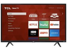 BRAND NEW TCL 32S325 32 Inch 720p Roku Smart LED TV 2019