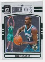 2016-17 THON MAKER #10 PANINI DONRUSS OPTIC ROOKIE KINGS
