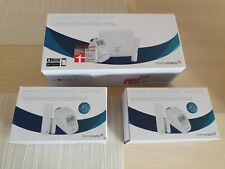 7-teilig: Homematic IP Smart Home Starter Set Raumklima + 2x Starter Set Heizen