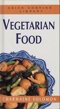 Charmaine Solomon - VEGETARIAN FOOD - HC - LIKE NEW CONDITION