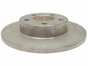 For 1982 Buick Skyhawk Brake Rotor Front Raybestos 55678HJ R-Line -- Solid Rotor