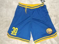 Stephen Curry Golden State Warriors NBA Basketball Shorts Adult Small Free Ship