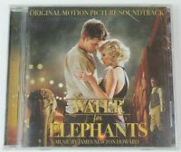 Water for Elephants by James Newton Howard CD Sealed with minor crack in case