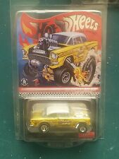 2019 Hot Wheels Red Line Club sELECTIONs -'55 Chevy Bel Air Gasser- Dirty Blonde