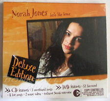 JONES NORAH - FEELS LIKE HOME - CD + DVD Deluxe Edition - Sigillato