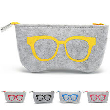Zipper Eye Glasses Sunglasses Case Pouch Bag Box Storage Protector Fashion HIGH