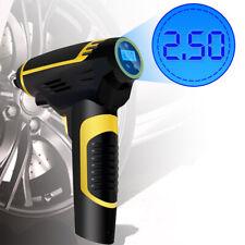 Mini Electric USB Car LED Cordless Handheld Air Pump Air Inflator Air Compressor