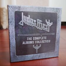 "NEW SEALED! Judas Priest ""The Complete Albums Collection"" 19 CD Box Set"
