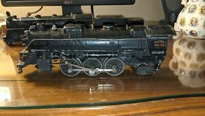 Lionel 2026 2-6-2 Steam Locomotive sold as is for parts
