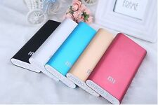 External Battery 20800 mAh power bank batteria slice Batteria Caricabatterie Mobile USB