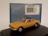 Triumph Stag,  Yellow , Model Cars, Oxford Diecast