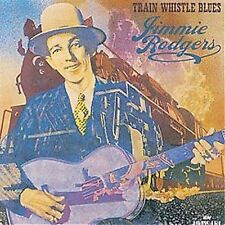 Train Whistle Blues [ASV/Living Era] by Jimmie Rodgers (Country) (CD, Jun-1986)