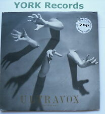 "ULTRAVOX - The Thin Wall - Excellent Condition 7"" Single Chrysalis CHS 2540"