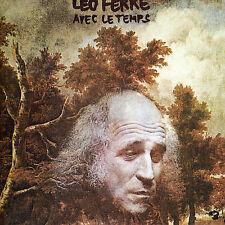 Avec Le Temps: Les Chansons D'Amour by Léo Ferré (CD, Oct-1998, Universal...