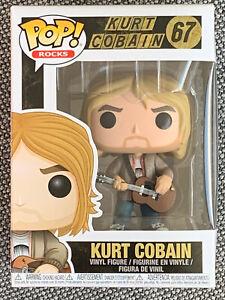 Kurt Cobain Pop Vinyl 67 Vaulted