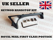 TACTICAL KEYMOD RAIL HANDSTOP KIT AIRSOFT WE M4 MARUI 416 DELTA MTR MWS