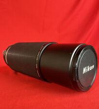 Nikon Zoom-NIKKOR AI-S 100-300mm f/5.6 Ai-S Lens