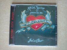 CD Album Rick James Presents The Stone City Band 1980 S/S Sealed New/Neuf