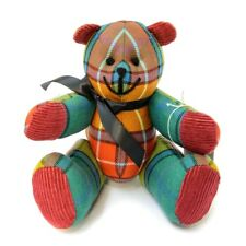 Buchanan Ancient Tartan Collectable Bear Handmade Very Limited