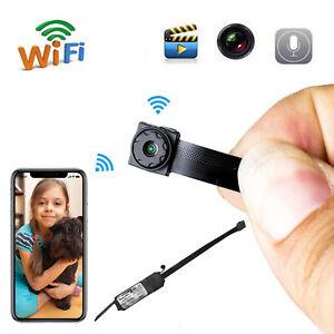 Mini Kamera USB WiFi Camera WLAN Überwachungkamera Camera HD 1080P