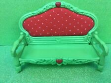 Strawberry Shortcake Berry Happy Home Sofa Living Room Couch No Cushion