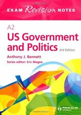 A2 US Government & Politics Exam Revision Notes 3rd Edition (Exams Revision No,