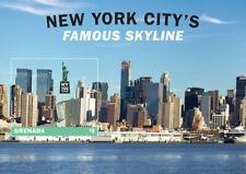 Grenada - 2016 - NYC Skyline Panorama Day World Stamp Expo - Souvenir Sheet -MNH