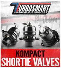 Turbosmart Kompact (BLACK) Dual Port Blow Off Valve for Focus ST 2.0 Ecoboost