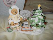 "Cherished Teddies 104139 Northrup ""You Make Every Place Merrier"" 2002 Nib"