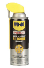 WD-40 Specialist Water Resistant Silicone Spray General Purpose Dry Lubricant