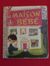 "«la MAISON de BEBE"" 1950 Ed. COCORICO ; E.O."