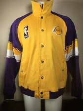 RARE Los Angeles Lakers Vintage Reebok Hardwood Classics Warmup Jacket XL 2XL