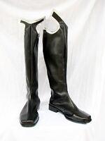 Kingdom Hearts 2 Organization XIII Cosplay Costume Boots Boot Shoes Shoe UK