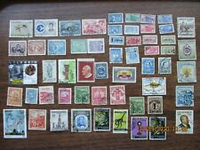 50  COLOMBIA  STAMPS (lot B)
