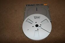 Vintage TEAC RE-711 Metal Take Up Reel 7""