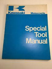 Kawasaki Special Tool Service Shop Repair Manual KZ 1000 900 750 650 400 250 H1