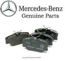 For Mercedes W124 W201 190E 260E 300E Front Brake Pad Set GENUINE 0004209920