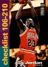 Michael Jordan #210 Upper Deck 1995/96 NBA Basketball Card