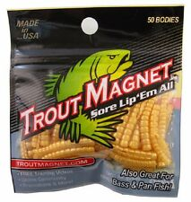 NEW   Trout Magnet   50 Pc. TM Body Pack