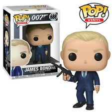 James Bond Daniel Craig Quantum of Solace 007 Funko Pop Vinyl Figure