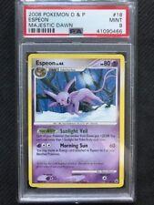 PSA 9 Mint - ESPEON Lv.44 - Pokemon TCG: Majestic Dawn #18 - Let's Go Eevee!