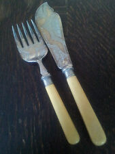 1850-1899 Antique Silver Cutlery Sets