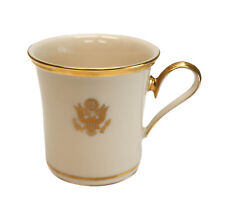 Lenox Porcelain Coffee Cup Mug with US Presidential Eagle Seal , 5 Available