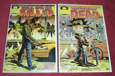 THE WALKING DEAD #103 Baby Variant and Kill or be Killed #6 LOT of 2 comics HOT
