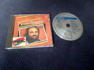 CD Demis Roussos - 16 Best Of Greatest Hits Collection Essential Philips 1971-80