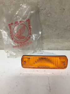 1986 Honda Accord Turn Signal