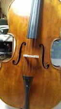 Nr 471 cello 4/4 super klang VOLLMASSIV
