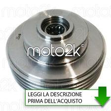 CAMPANA FRIZIONE SIMONINI IN ACCIAIO PER PIAGGIO CIAO 50 SENZA VARIATORE - 80015